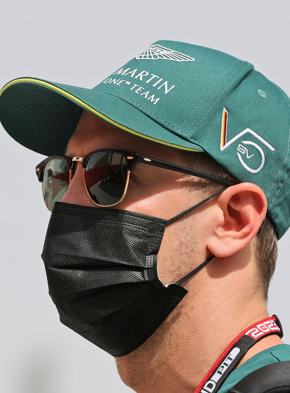 Sebastian Vettel endured a nightmare on his debut for Aston Martin