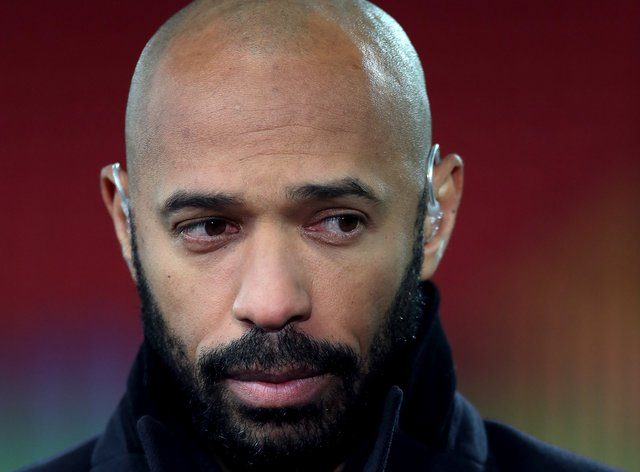 """Thierry Henry has described current levels of racism and bullying on online platforms as """"too toxic to ignore"""""""