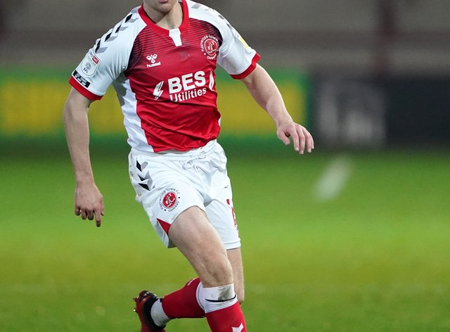 Jordan Rossiter has extended his stay at Fleetwood