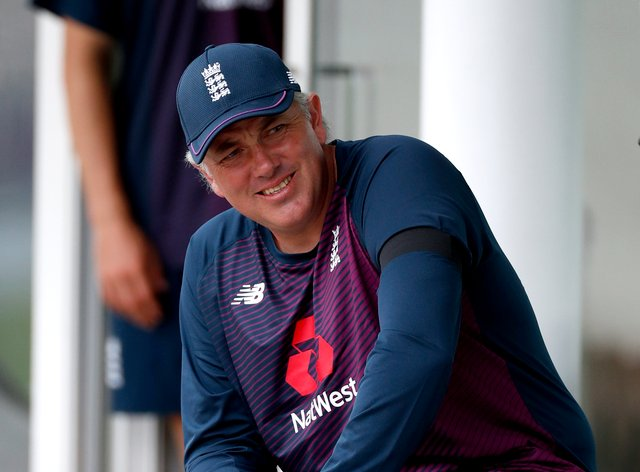 Chris SIlverwood says pride is his overwhelming reaction to England's tour of India.