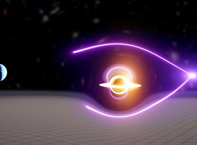 The new black hole