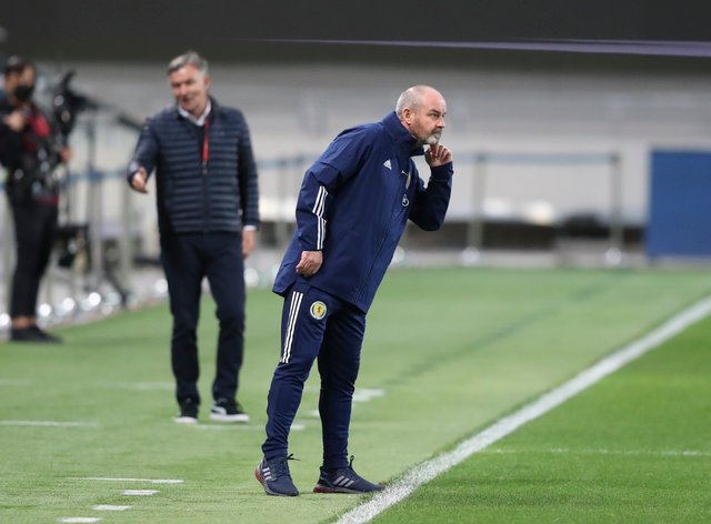 Steve Clarke saw his side claim another draw in Israel