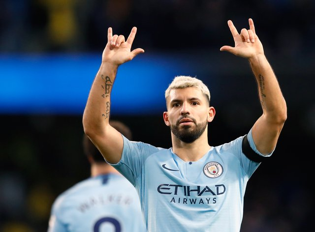 Sergio Aguero will leave Manchester City in the summer