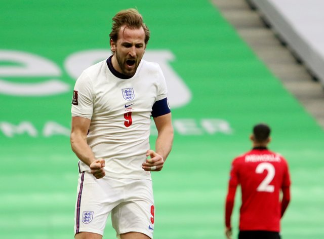 Gareth Southgate knows he has a world-class striker in England captain Harry Kane