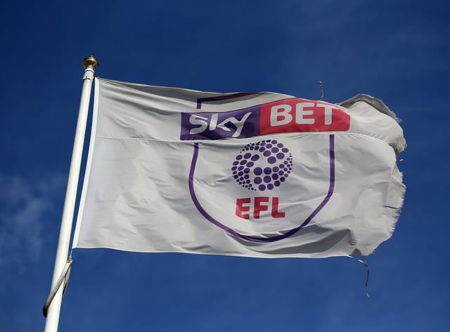 An EFL flag