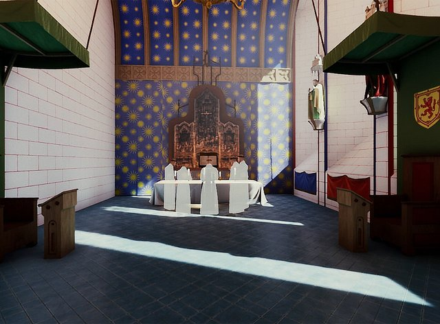 Linlithgow Chapel