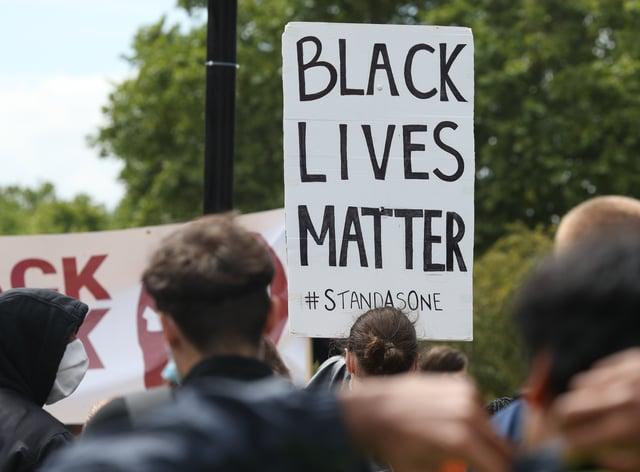 Black Lives Matter protests in London