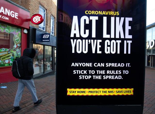 Coronavirus – Wed Jan 27, 2021