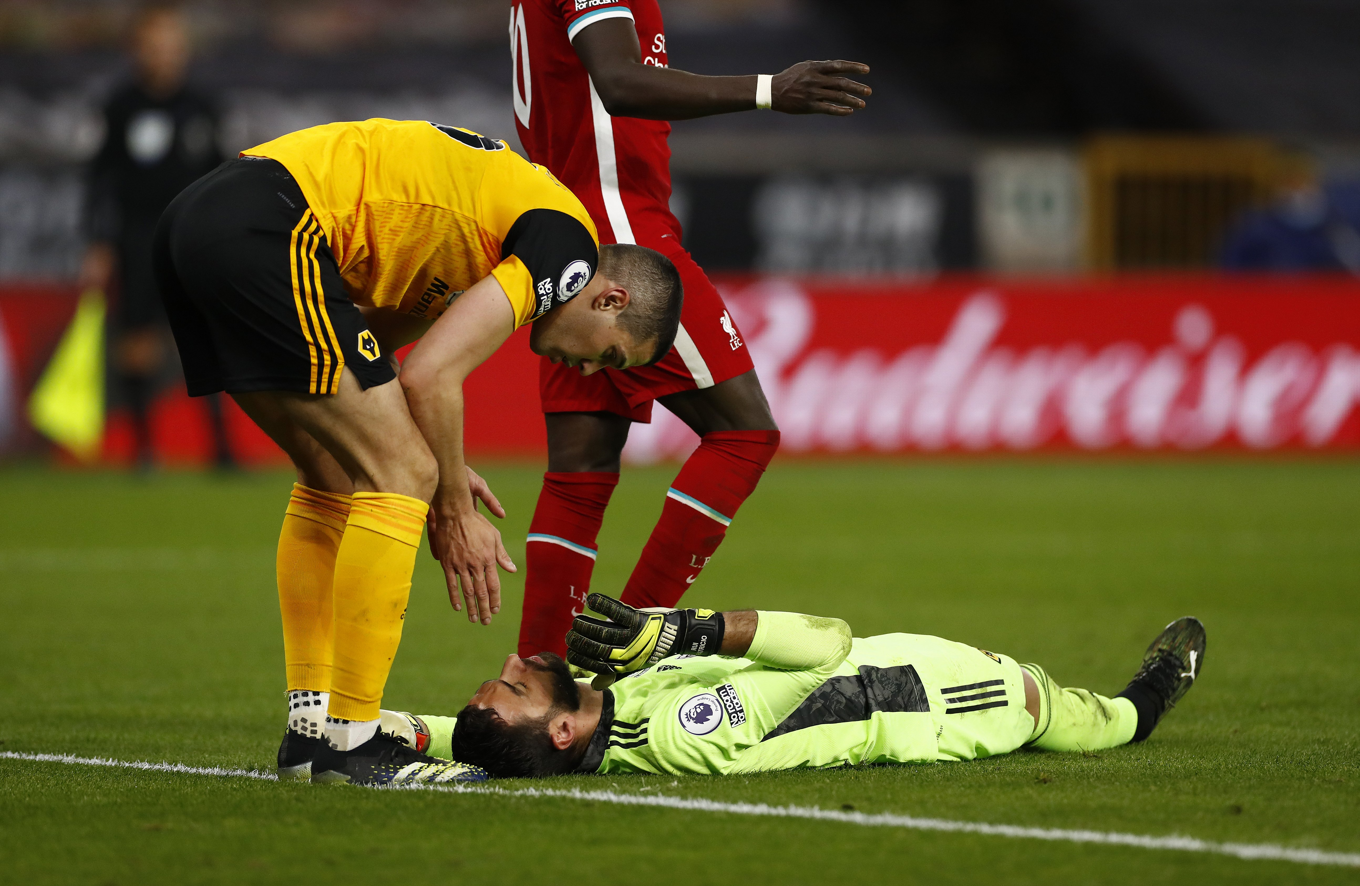 Rui Patricio returns for Wolves ahead of meeting with West Ham