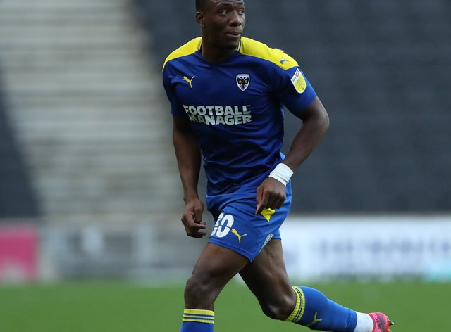 Paul Kalambayi could return for AFC Wimbledon