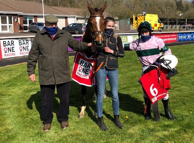 Waitnsee after winning at Cork