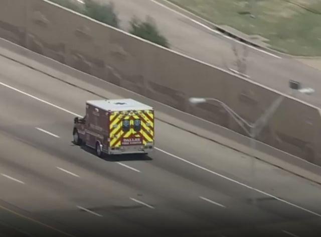 Ambulance chase