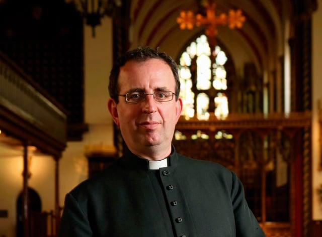 Rev Richard Coles (Tim Anderson/PA)