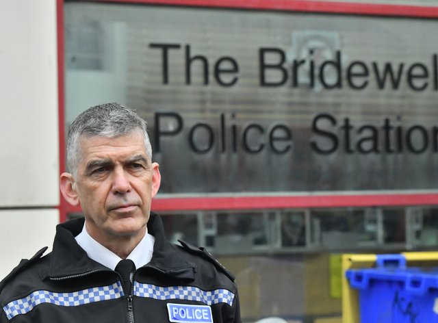 Chief Constable of Avon and Somerset Police Andy Marsh