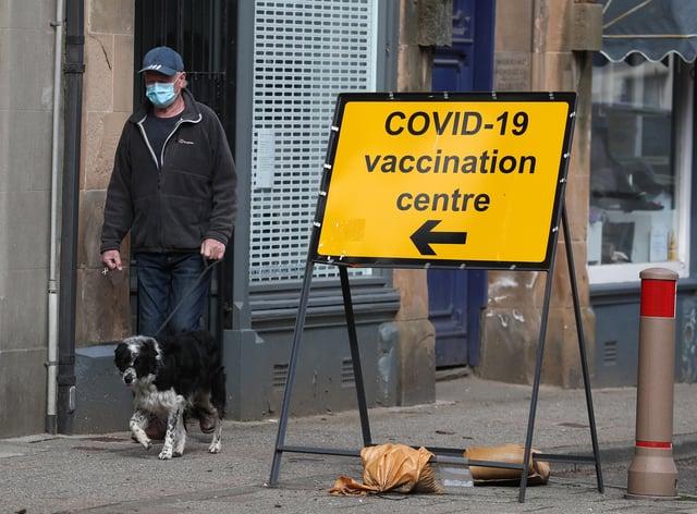 Covid-19 vaccination centre