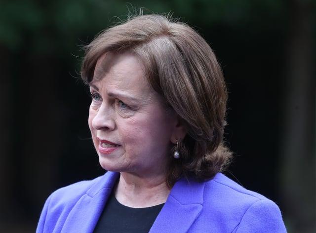 Northern Ireland's Economy Minister Diane Dodds