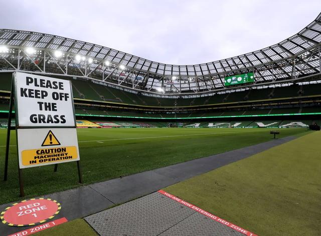 Ireland's Aviva Stadium