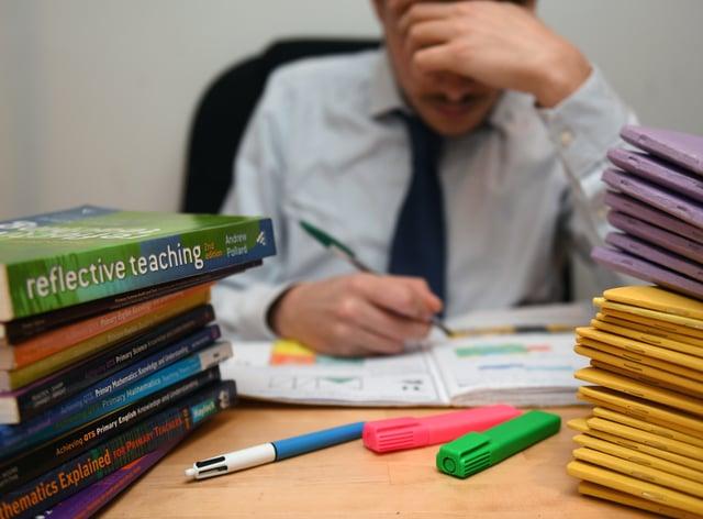 Teacher study