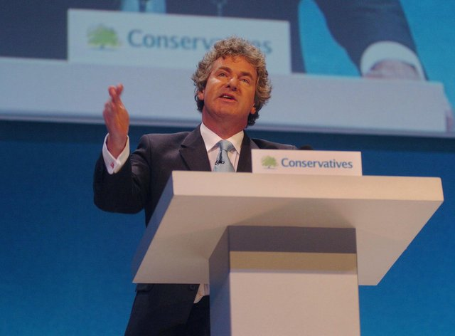 Peter Ainsworth in 2006