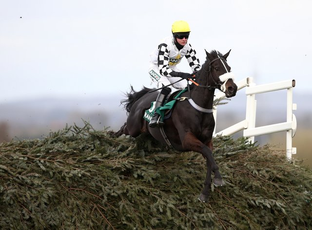Cousin Pascal shone over the National fences