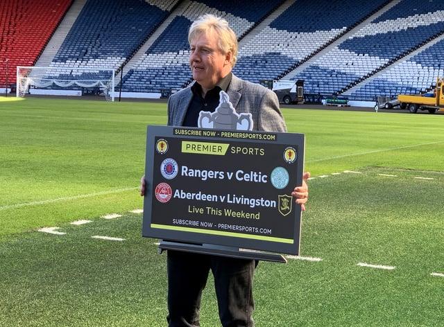 Celtic too big to be kept waiting says former Hoops striker Frank McAvennie