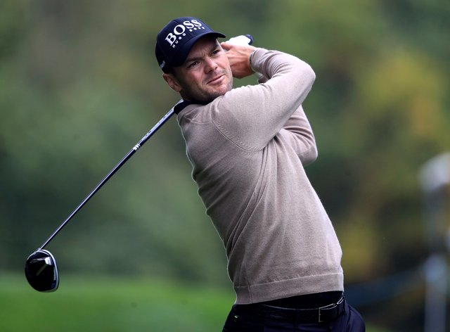 Martin Kaymer made a positive start at the Austrian Open