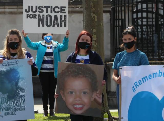 Noah Donohoe death