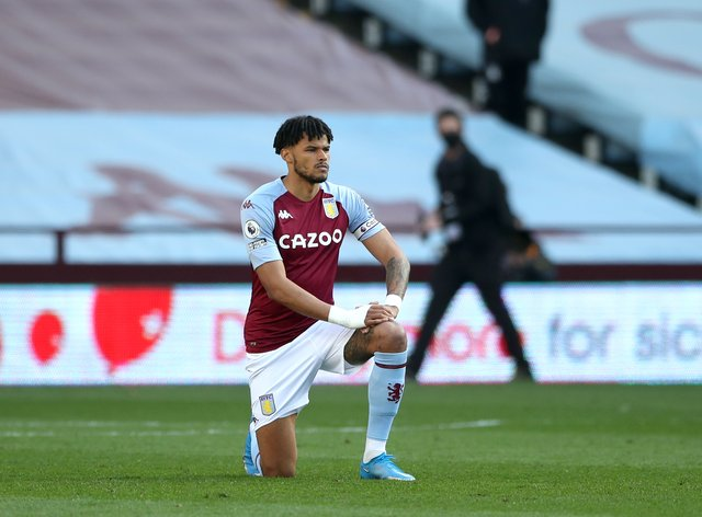 Tyrone Mings was the subject of racist abuse on Instagram on Friday