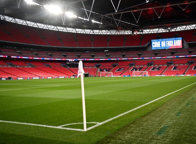 Staging the 2030 World Cup in Britain and Ireland at venues such as Wembley, pictured, would be the most commercially attractive choice for FIFA, the FAW president has said