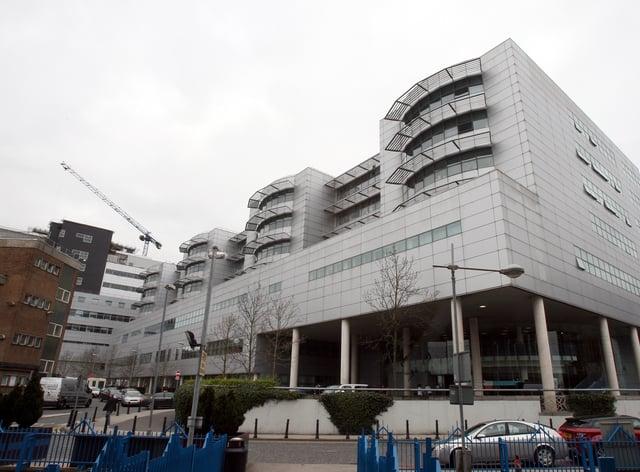 Royal Victoria Hospital – Belfast