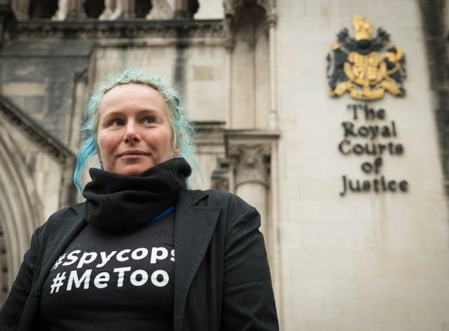 Kate Wilson court case
