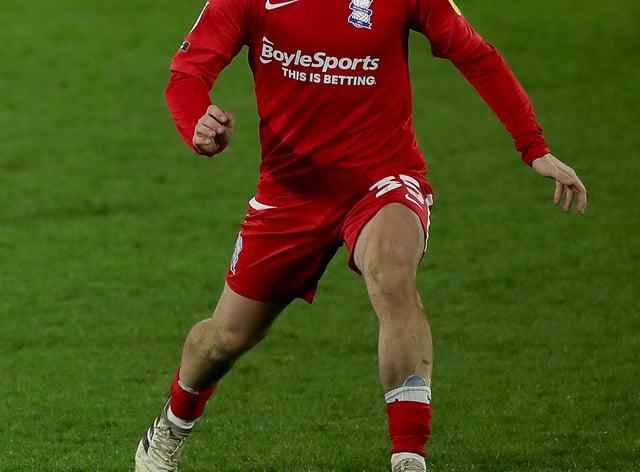 Alen Halilovic is set to miss Birmingham's game against Nottingham Forest (Simon Marper/PA)