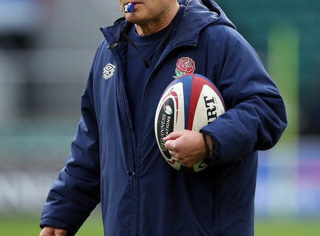 Eddie Jones remains England's head coach