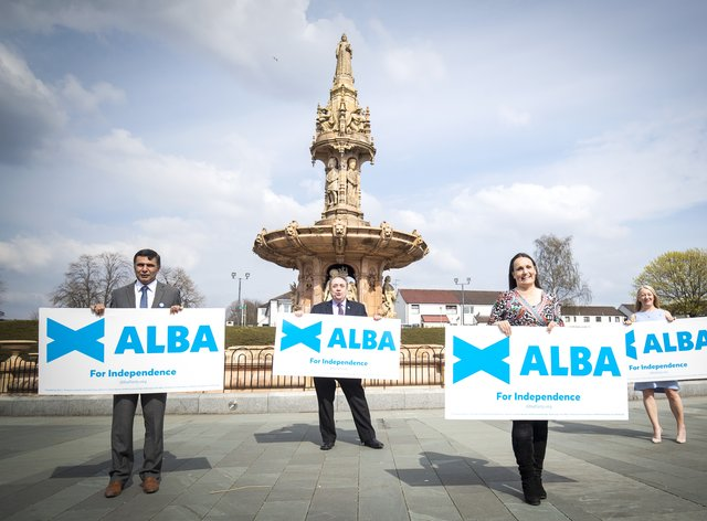 Alba Party candidates