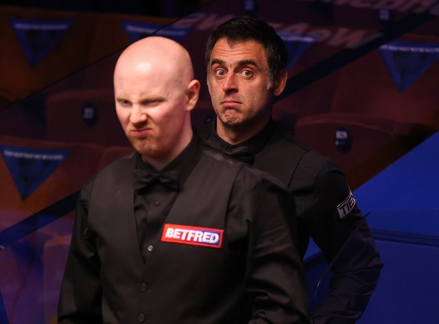 Betfred World Snooker Championships 2021 – Day Six – The Crucible