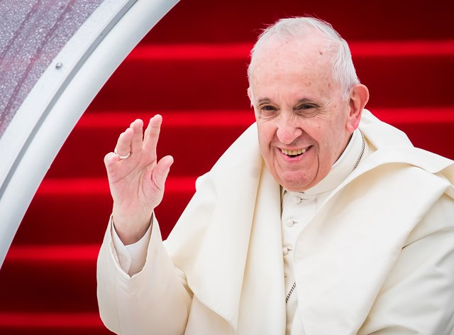 Pope Francis visit to Ireland – Day 2
