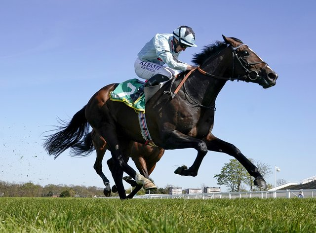 Alenquer and Tom Marquand win at Sandown