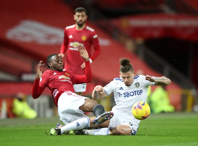 Manchester United and Leeds will clash again on Sunday