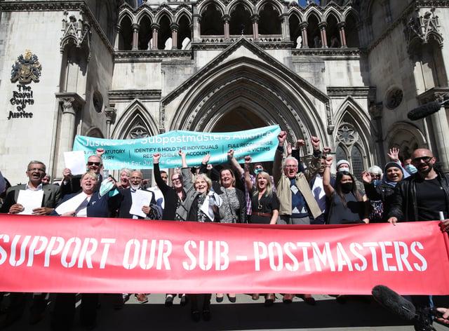 Post Office court case