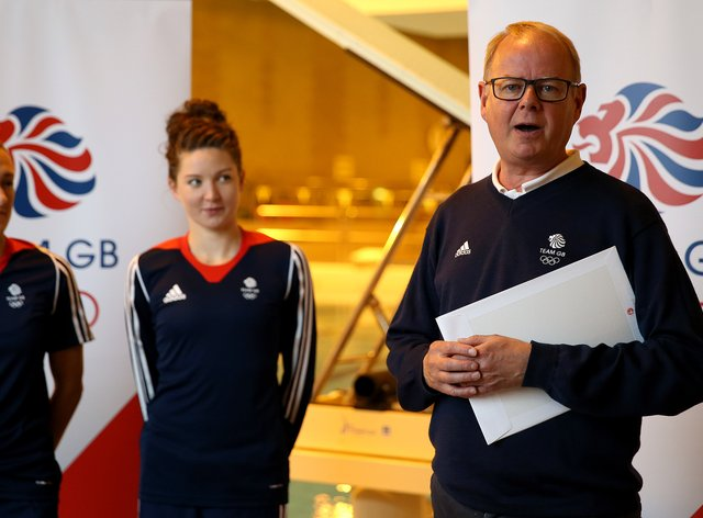 Mark England is expecting big things from Team GB swimmers in Tokyo
