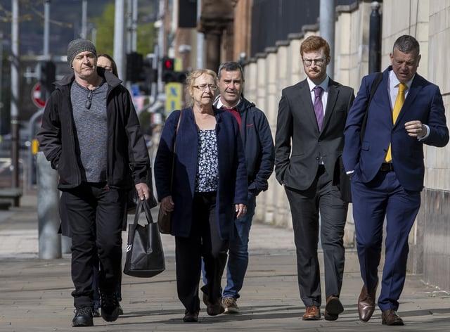 Joe McCann murder trial