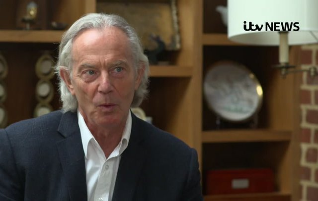 During an interview with ITV News, former prime minister Tony Blair admits that mistakes over devolution failed to quash nationalism and demands for independence in Scotland. .