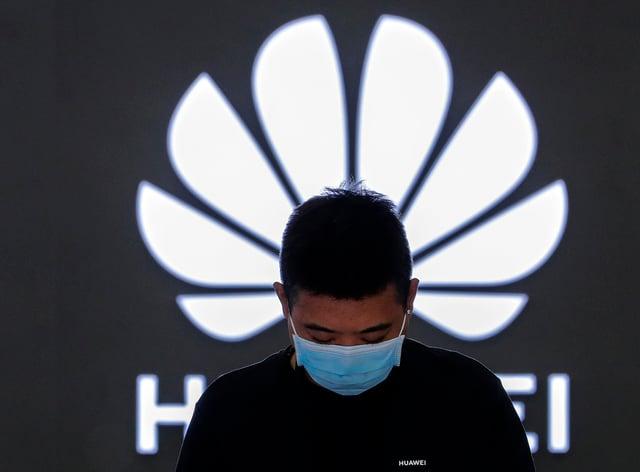 Huawei employee