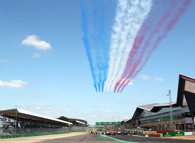 Silverstone will host Formula One's first sprint qualifying race