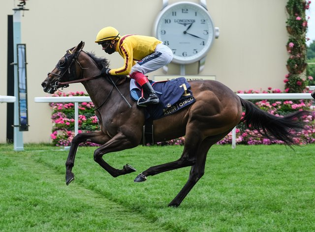 Campanelle was brilliant in the Queen Mary last year