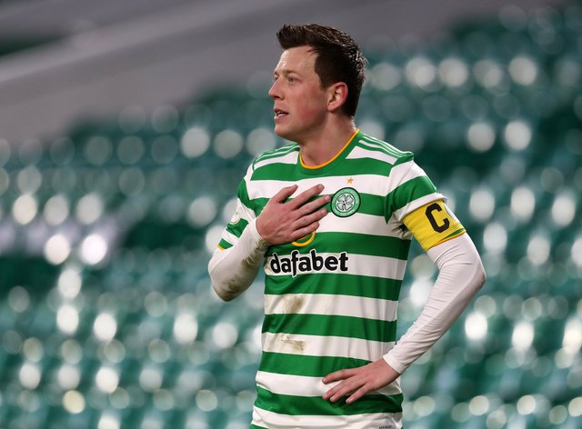 Callum McGregor is in contention to take over from Scott Brown as Celtic captain