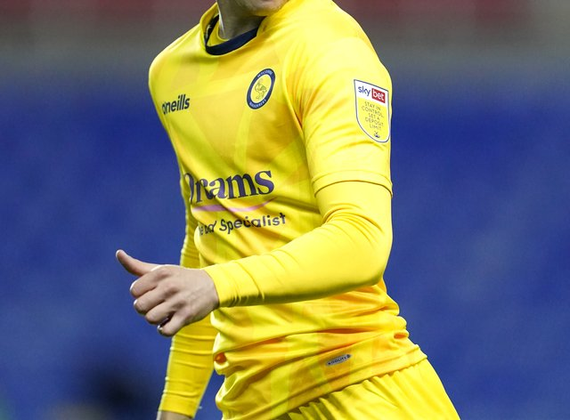 Josh Knight is back available for Wycombe