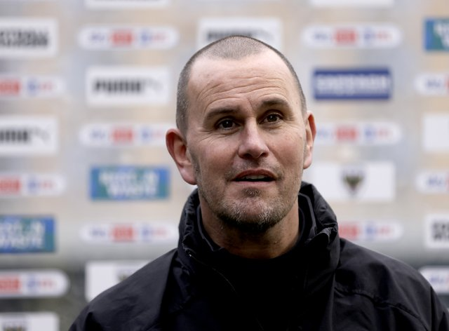 AFC Wimbledon manager Mark Robinson could have an unchanged squad to face Portsmouth