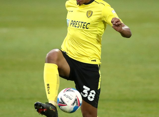 Burton could have Michael Mancienne back fit on Saturday.