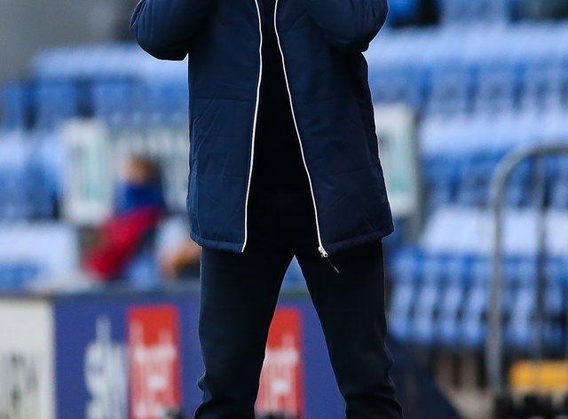 Steve Cotterill could be back in charge of Shrewsbury this weekend